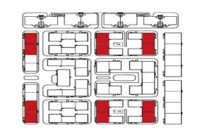 高科技产业园独栋D户型厂房出售,50年独立产权