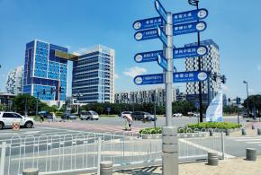 香雪商圈商务写字楼,9层可分租,一站式办公服务