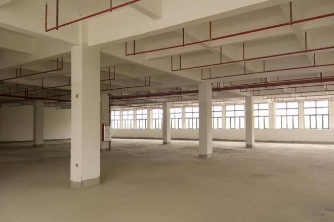 2650㎡高端产业园厂房1-2层,双高速环绕