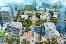 国际创新合作示范基地,毗邻华为终端总部,交通枢纽