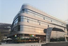 江西国际化5A智慧办公楼,有免租配套齐全