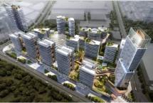增城·大健康产业基地,打造标杆产城融合综合体