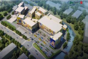 高新企业智能制造产业园9栋招租,园区服务完善,