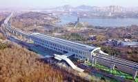 城市高架轨道建设融资项目