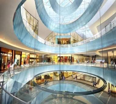 外资大型购物中心选址项目