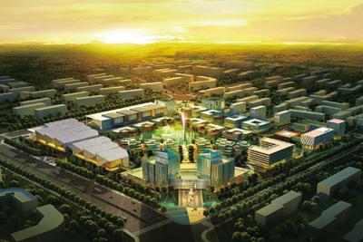 大型化工总部项目